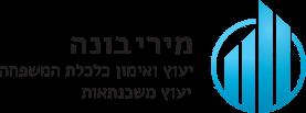 מירי בונה - לוגו